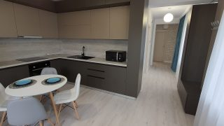 Apartments for rent in Cluj-Napoca, near the University of Medicine and Pharamcie, Iuliu Moldovan street, with livingroom and bedroom Video