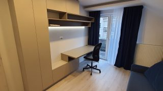 Apartments for rent in Cluj-Napoca, near the University of Medicine and Pharamcie, Iuliu Moldovan street, with bedroom and living-room Video