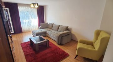 Apartment for rent in Cluj-Napoca, near the University of Medicine and Pharmacy, Ștefan cel Mare square, with living-room, 1 bedroom, bathroom Video