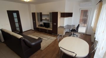 Apartment for rent in Cluj-Napoca, near the University of Medicine and Pharmacy, Observatorului street 136-138, with living-room, 1 bedroom, bathroom Video