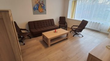 Apartment for rent in Cluj, near the University of Medicine and Pharmacy and the University of Veterinary Medicine, Hașdeu street, with 2 bedrooms, livingroom, kitchen and bathroom Video