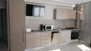 RESIDENCE PAJISTEI: luxury apartment for rent near the University of Medicine and Pharmacy and the University of Veterinary Medicine, bedroom and living-room Video